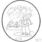 Zima - Zima Wykłówanka 1